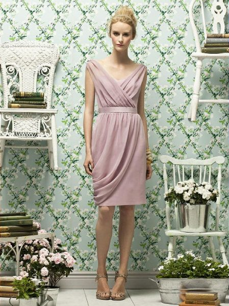 Lela Rose Bridesmaid Dress