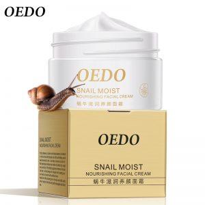 Snail Moist Anti Wrinkle Facial Cream
