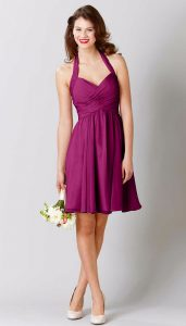 Lucy Bridesmaid Dress Kennedy Blue