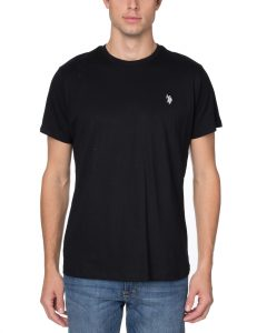 U.S. Polo Assn. Solid Crew Neck TEE