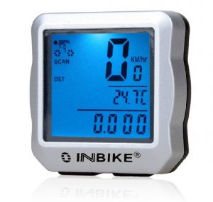 Waterproof Digital Bike Speedometer Digital