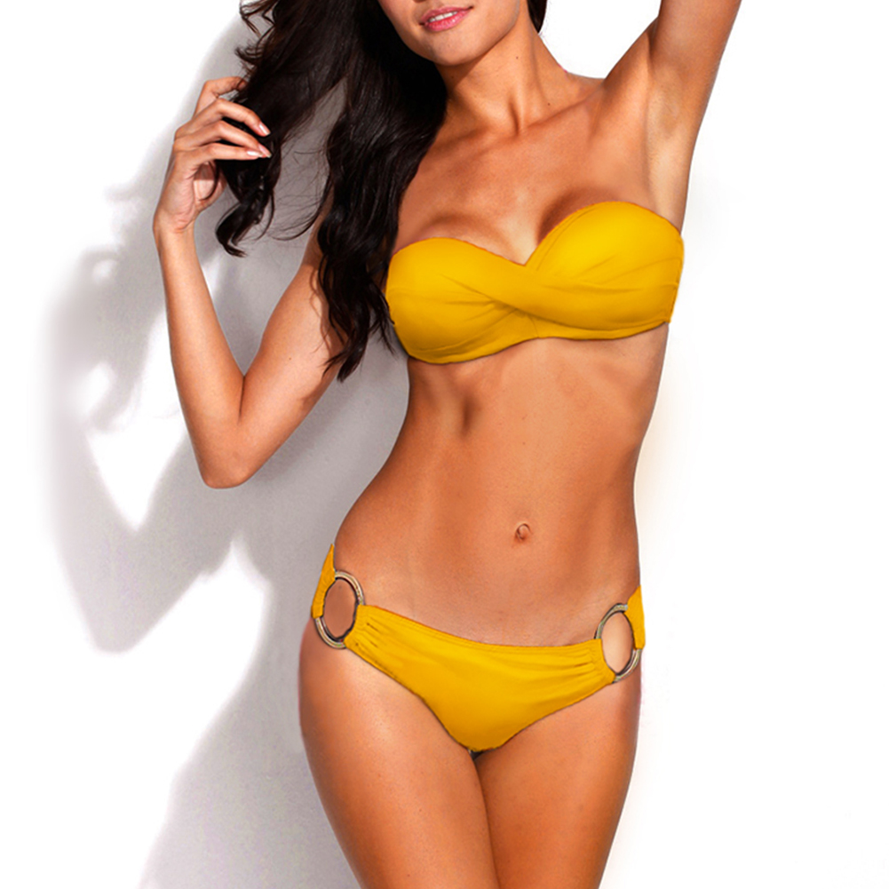 New Hot Push Up Bikini Brazilian Bikini Set