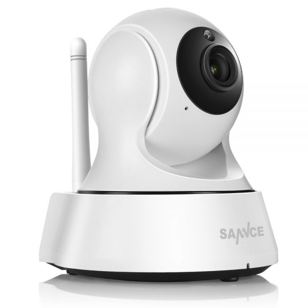 Home Security IP Camera Wifi 720P Night Vision Camera Baby Monitor