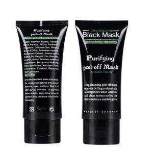 Blackhead Remover Deep Cleansing Acne Black Mud Face Mask