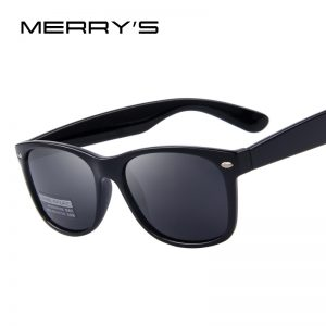 Classic Men Retro Polarized Sunglasses