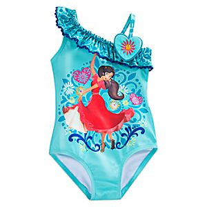 Elena of Avalor Swimsuit for Girls