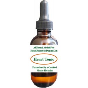 Heart Tonic For Cats & Dogs