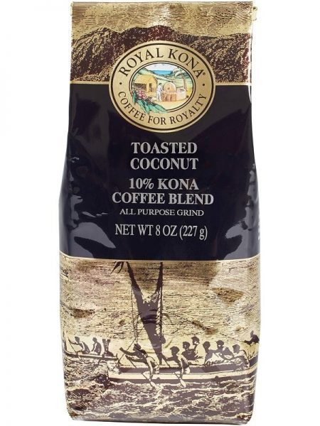 Royal Kona Toasted Coconut