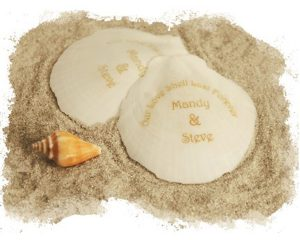 Personalized Seashell