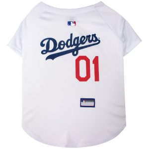 Pets First Los Angeles Dodgers Jersey