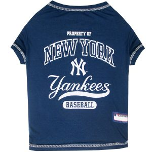 Pets First New York Yankees T-Shirt