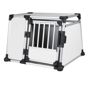 Trixie Aluminum Transport Crate for Dogs