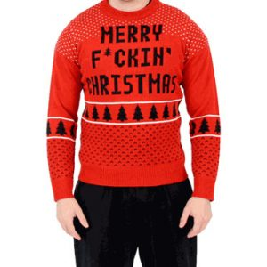 Merry F*ckin Christmas Sweater