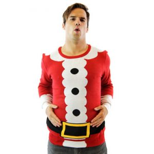 Santa Suit Sweater