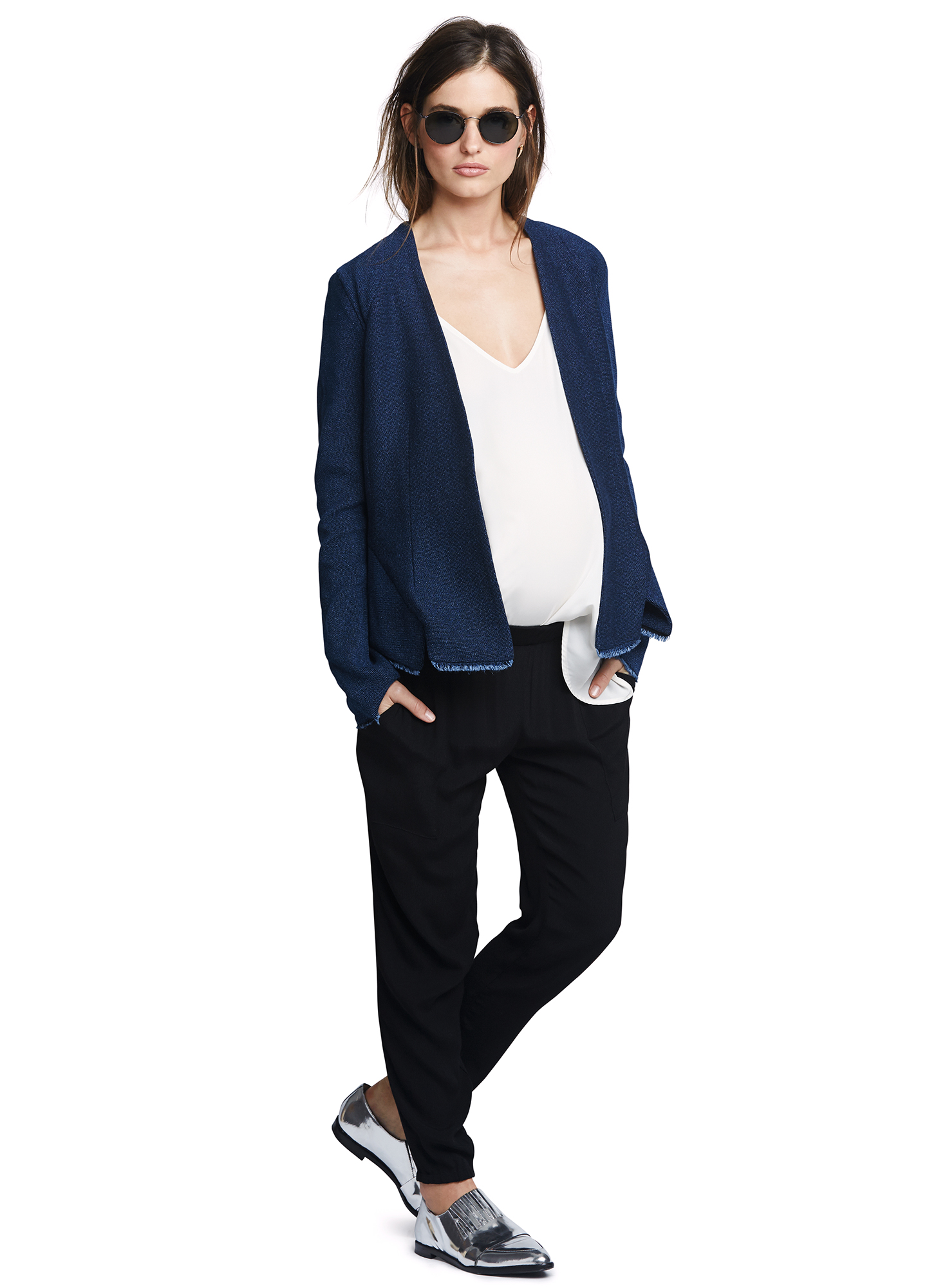 The Tabitha Maternity Jacket