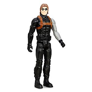 Winter Soldier Action Figure – Marvel Titan Hero Series