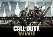 Call of Duty: WWII Digital Deluxe Edition EU Steam CD Key