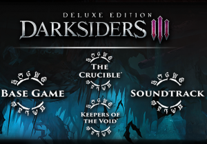 Darksiders III Deluxe Edition Steam Altergift