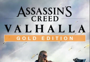 Assassin's Creed Valhalla Gold Edition XBOX One CD Key